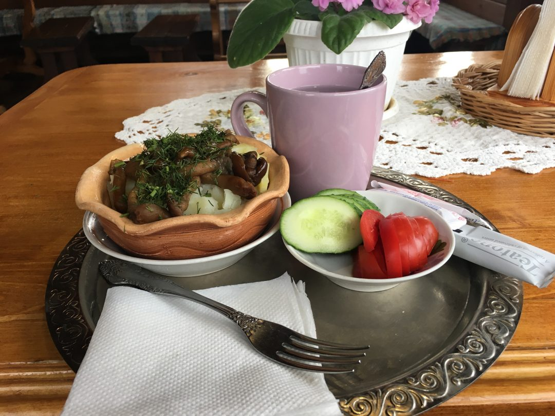 Suzdal – Fine Dine with Russian Vegan Food