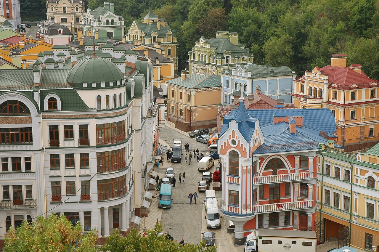 A Day in Kyiv, Vegan Trekker Travel Guide