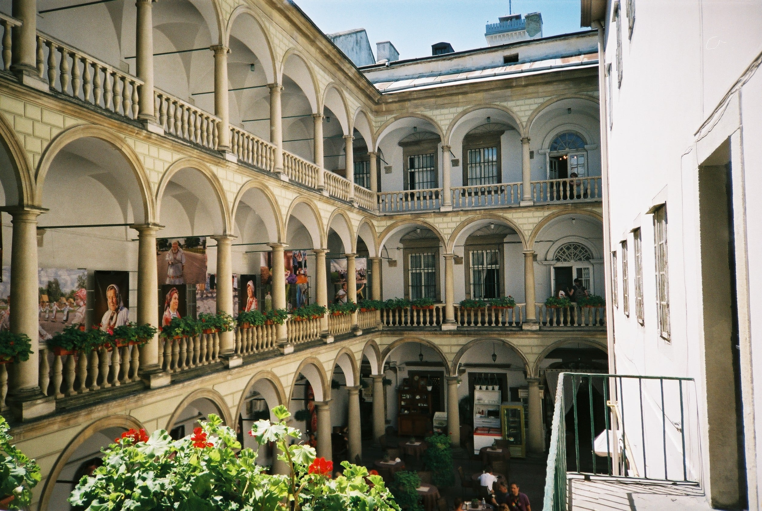 A day in Lviv Italian Courtyard-small