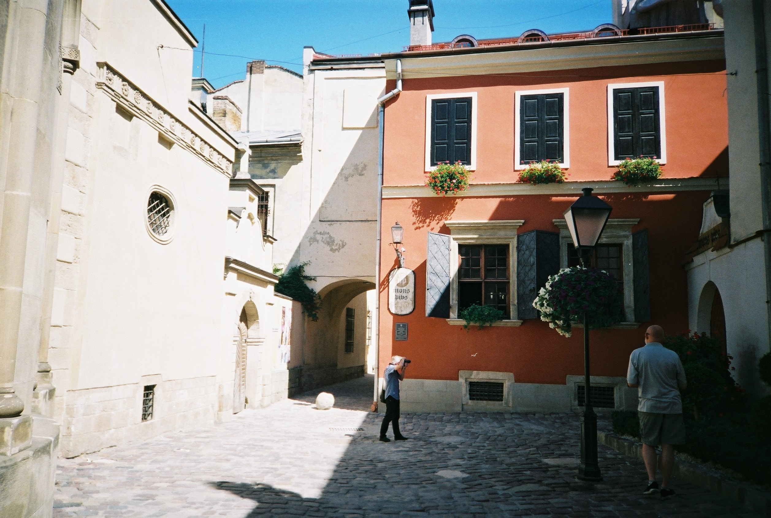 A day in Lviv street-small