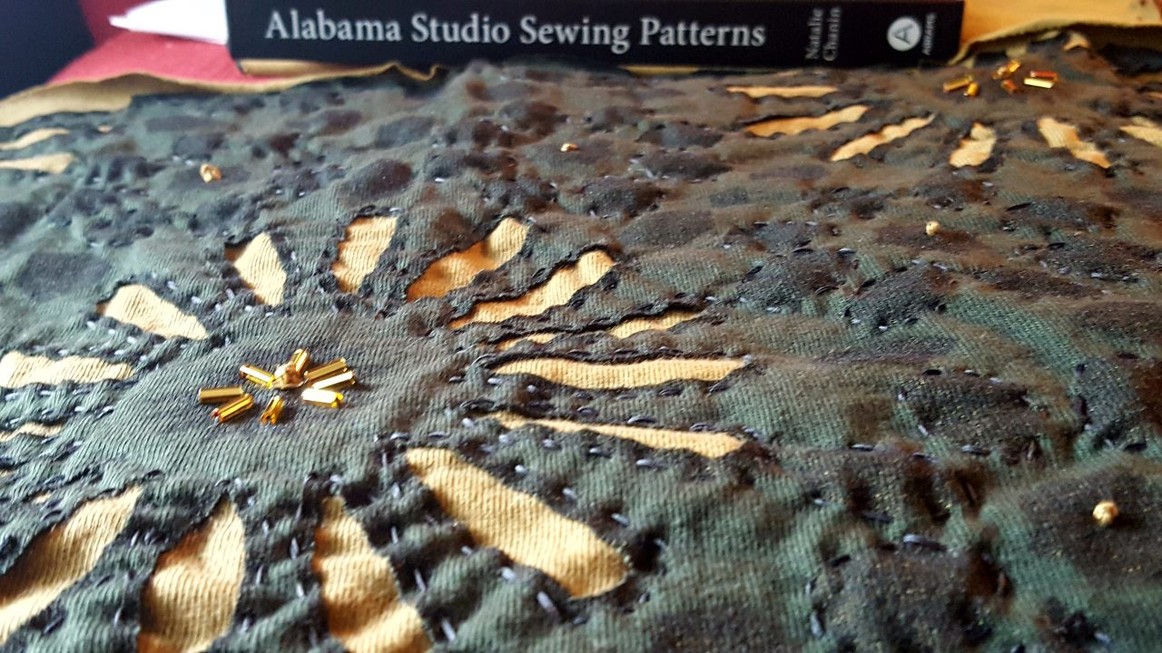 Alabama Chanin Embroidery