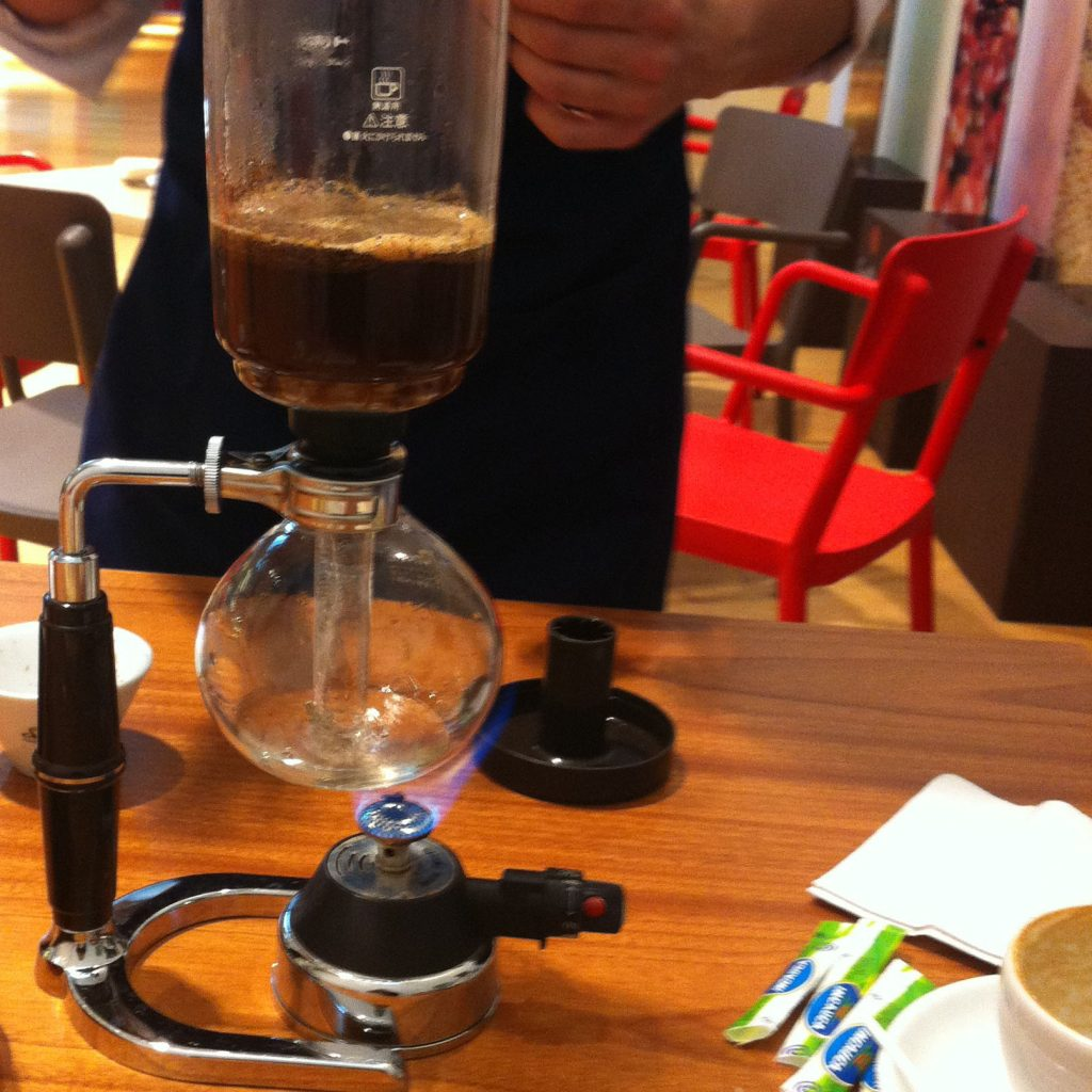 Coffee Siphon Popoyan Colombia
