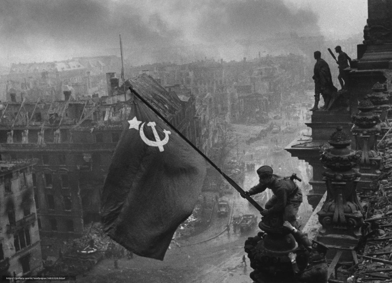 Fall of berlin battle of stalingrad