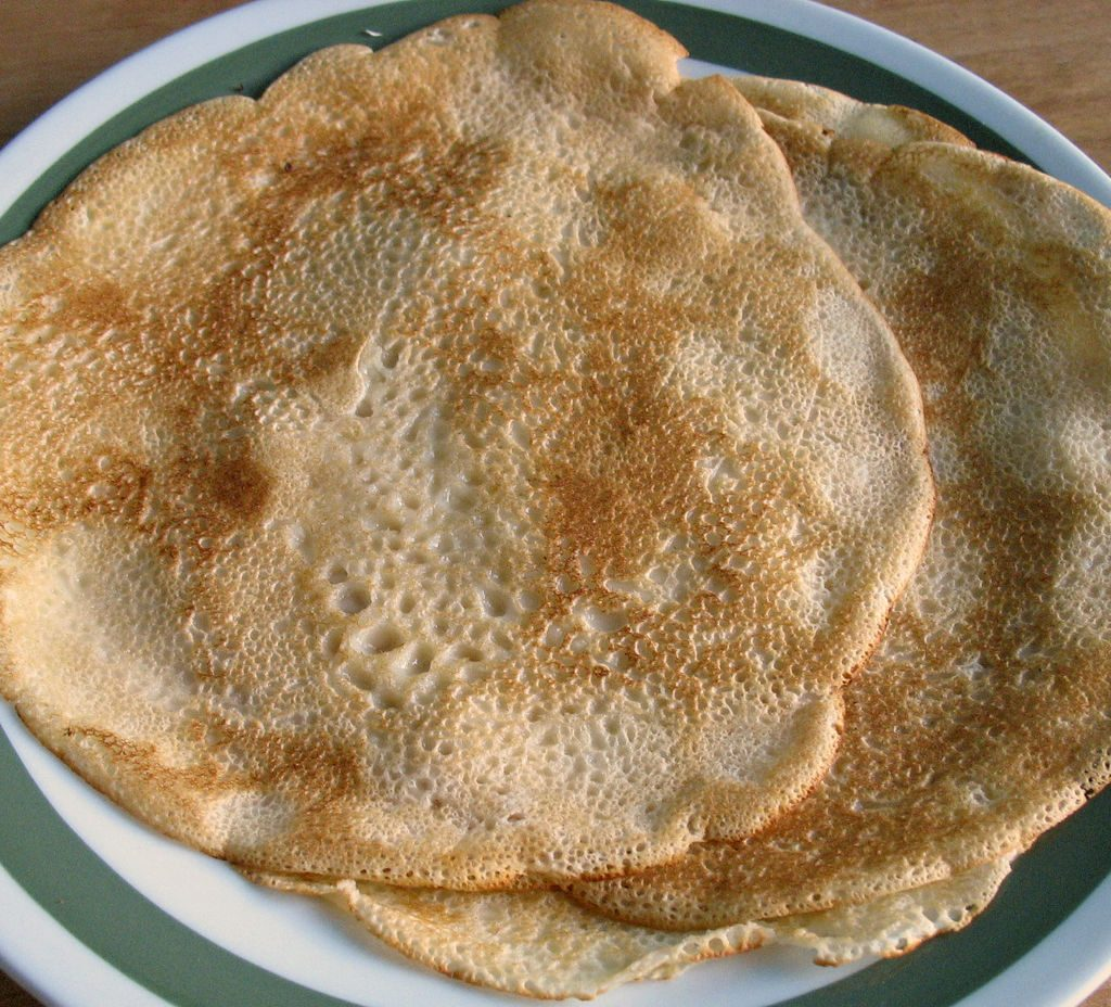 Blini Russian Pancake