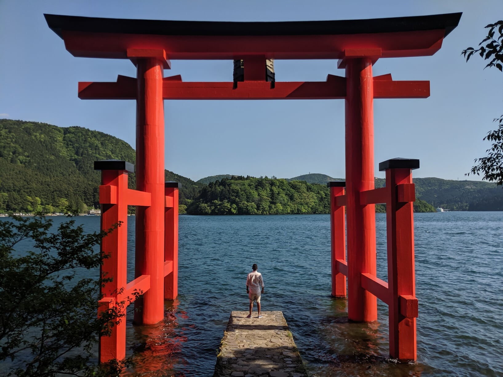 Hakone Shrine Trip to Japan